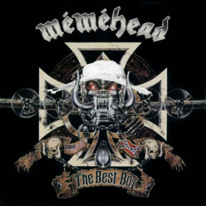 Motorhead, The Best OF => Méméhead, The Best Box